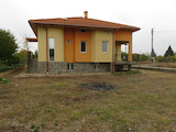 New two-storey house with yard 12 km from Plovdiv