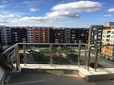 Изключителен двустаен апартамент с изумителна панорама,кв. Манастирски ливади