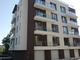 5-storey residential building with garages in Boyana quarter