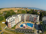 Top floor, sea view apartment in Emberli gated complex