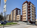 New residential complex in Karshiyaka district