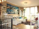 Стилен двустаен апартамент с комуникативна локация в София