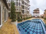 Элегантный трехкомнатный апартамент в закрытом комплексе «Artur»