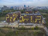 Двустаен апартамент на шпакловка и замазка в нова сграда, кв. Манастирски ливади