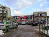 Регулиран парцел с хале и офис сграда в кв. Карпузица