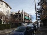 Четириетажна жилищна сграда в кв. Павлово