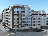 New residential complex in Varna