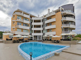 1-bedroom apartment in gated complex Danubia Beach