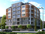 Нов двустаен апартамент в луксозна сграда до метростанция Люлин