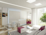 Висок клас двуетажна къща до Гребна база, Пловдив