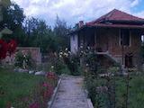 Обзаведена двуетажна къща с панорама към Балкана