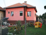Solid 1-storey house with landscaped garden near Vidin