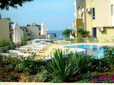 Удобен двустаен апартамент в комплекс Сий Вю/ Sea View в Свети Влас