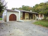 Къща  в  Grand-castang