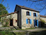 Едноетажна къща  в  Alleyrat