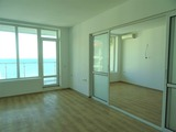 1-bedroom apartment in Silver Beach complex on the first line