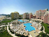 Comfortable 1-bedroom apartment in Majestic Beach Resort in Sunny Beach