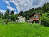Двуетажна къща с двор в село Мала Църква
