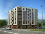 New residential building in Hristo Smirnenski - West district