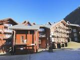 Апартамент  в  Les-contamines-montjoie