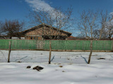 Едноетажна вила с ябълкова градина в село Градец