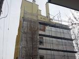 Тристаен апартамент на шпакловка и замазка до метростанция Лъвов мост