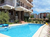 One-bedroom Beachfront Apartment in St. Vlas
