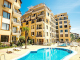 Newly built apartment in Raduga 2 complex in Sveti Vlas
