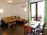 Двустаен апартамент в жилищна сграда без такса поддръжка
