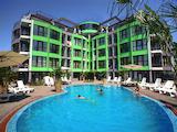 Двустаен апартамент на 50 метра от плажа в Равда