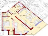 Тристаен апартамент в новострояща се жилищна сграда