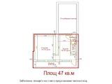 Двустаен апартамент с мазе в центъра на София