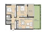 Тристаен апартамент в кв. Драгалевци
