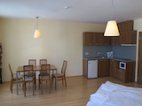 Обзаведен двустаен апартамент в центъра на Боровец