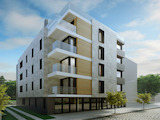 Модерна нова сграда до ВИАС в кв. Лозенец