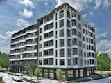 Luxury new apartments and parking spaces in Vitosha quarter