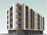New residential building in Manastirski Livadi-West district