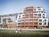 Модерна сграда в Студентски град