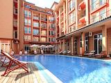 Обзаведен двустаен апартамент в комплекс Sunny View Central