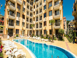 Кокетен двустаен апартамент в комплекс Радуга 2/ Raduga 2 в Свети Влас