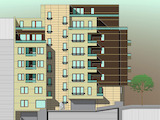 Нова сграда в кв. Редута