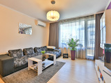 Furnished 2-bedroom apartment in Mladost 2 residential district
