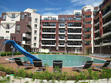 Comfortable 1-bedroom apartment in Admiral Plaza Complex in Sunny Beach