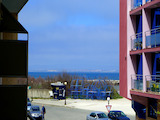 Spacious 2-bedroom apartment in a residential building in Pomorie