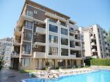 Двустаен апартамент с красива гледка в Слънчев бряг