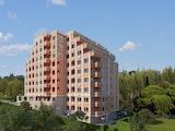Новострояща се сграда в Стара Загора