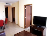 Two-bedroom apartment in Sunset Resort, 20 meters from the beach