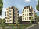 Quality 6-storey residential building in Boyana district