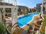 Напълно нов тристаен апартамент на 200м от плажа