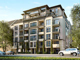 Newly-constructed apartments building in a prestigious Burgas District